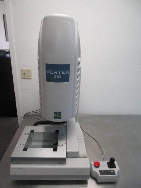 Fabexchange Auctions Micro Vu Vertex 210 Measurement System