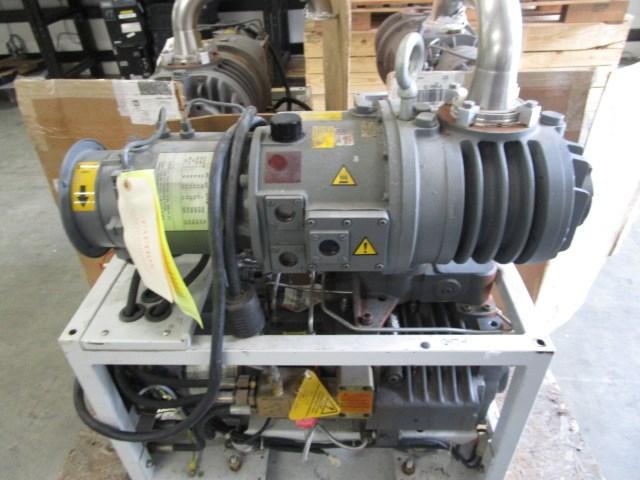 Fabexchange Auctions Edwards Qdp40 Pump W Qmb250